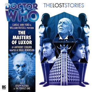 Doctor Who: The Masters of Luxor