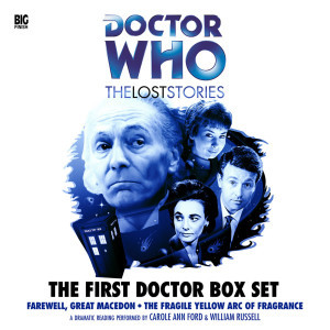 Doctor Who - The Lost Stories: The First Doctor