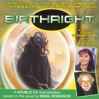 Bernice Summerfield: Birthright