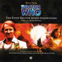 Doctor Who: Music from the Audio Adventures Volume 05: Fifth Doctor