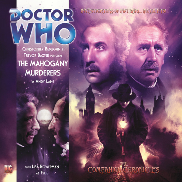 Doctor Who - The Companion Chronicles: The Mahogany Murderers