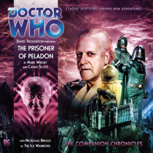 Doctor Who - The Companion Chronicles: The Prisoner of Peladon