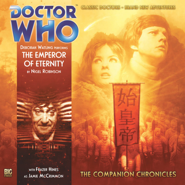 Doctor Who - The Companion Chronicles: The Emperor of Eternity