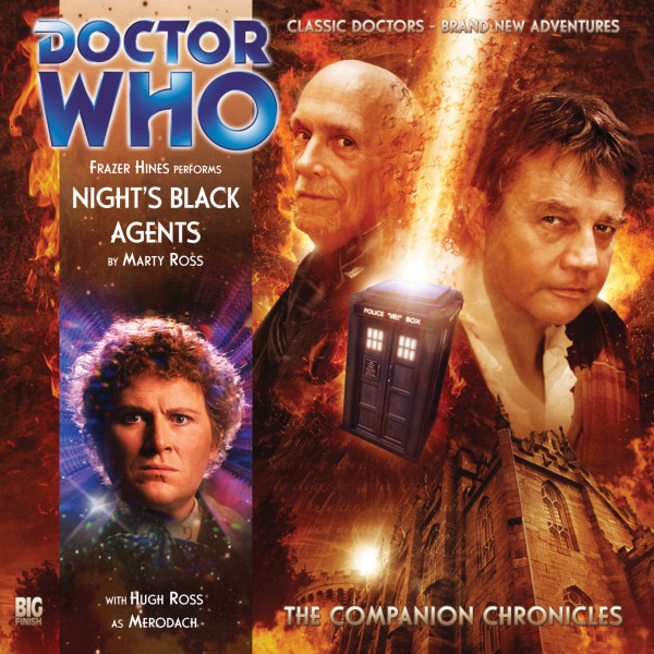 Doctor Who - The Companion Chronicles: Night's Black Agents