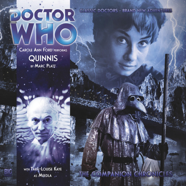 Doctor Who - The Companion Chronicles: Quinnis