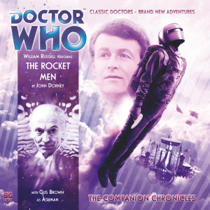 Doctor Who - The Companion Chronicles: The Rocket Men