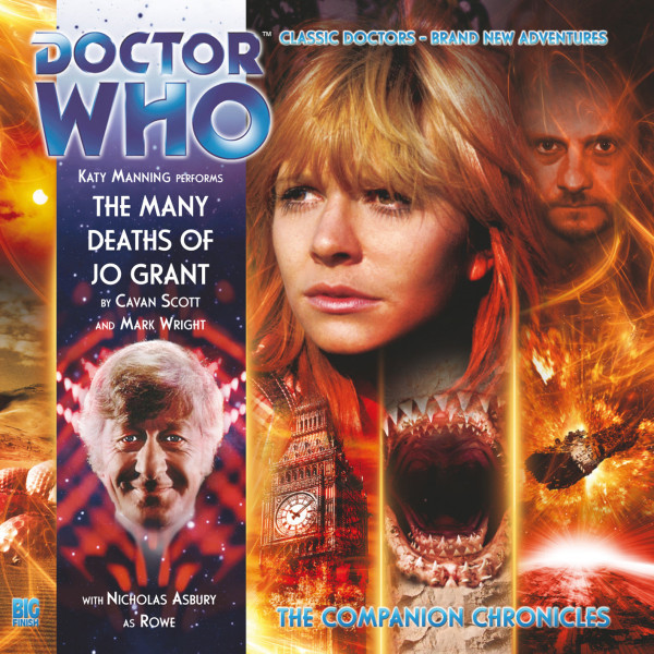 Doctor Who - The Companion Chronicles: The Many Deaths of Jo Grant
