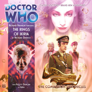 Doctor Who - The Companion Chronicles: The Rings of Ikiria