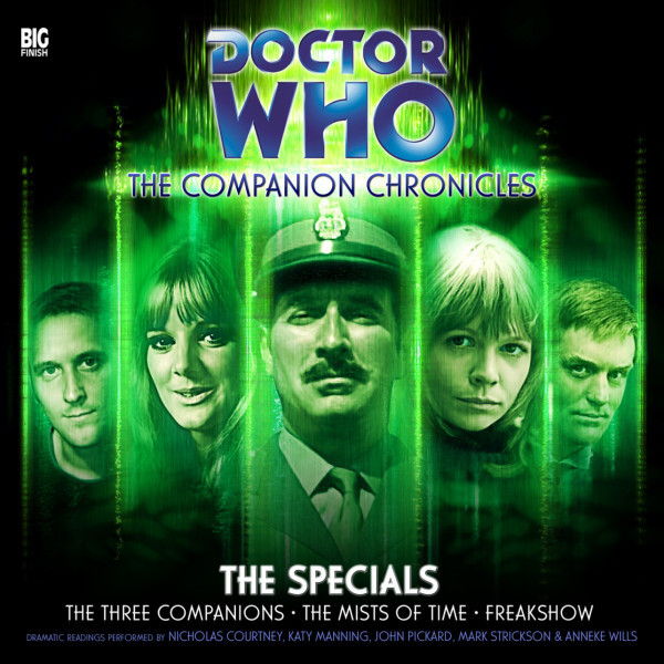 Doctor Who - The Companion Chronicles: The Specials