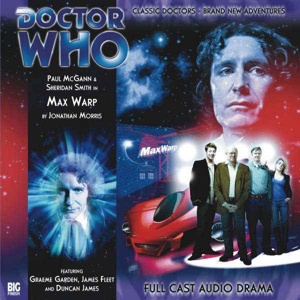 Doctor Who: Max Warp