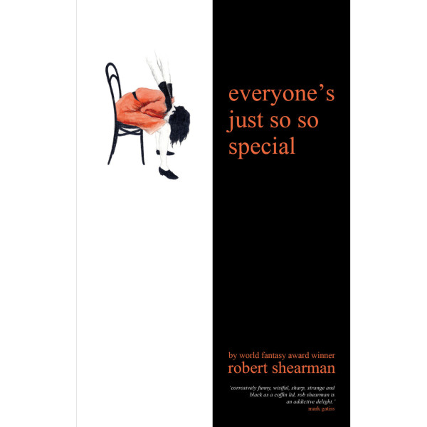 Everyone's Just So So Special (Leatherbound Limited Edition)