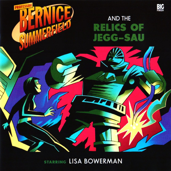 Bernice Summerfield: The Relics of Jegg-Sau