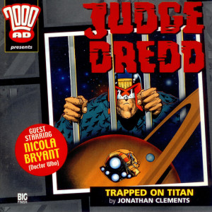 Judge Dredd: Trapped on Titan