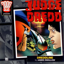Judge Dredd: Dreddline