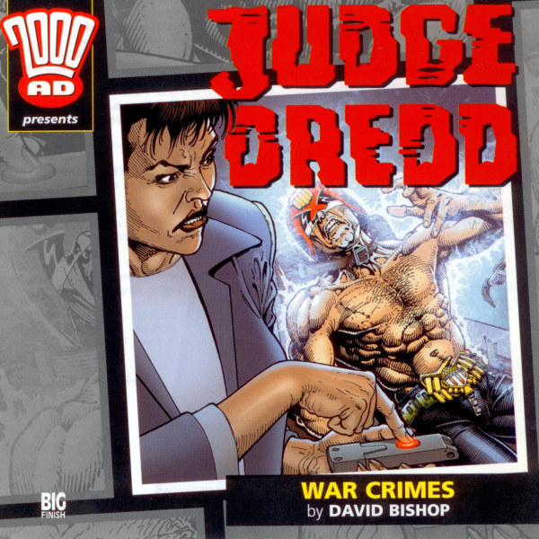 Judge Dredd: War Crimes