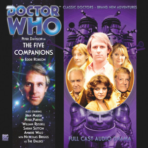 Doctor Who: The Five Companions (subscription exclusive)