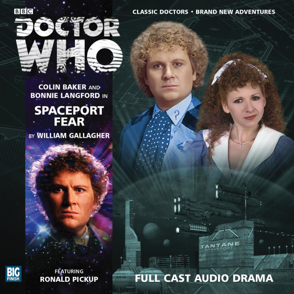 Doctor Who: Spaceport Fear