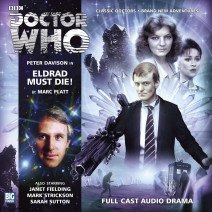 Doctor Who: Eldrad Must Die!