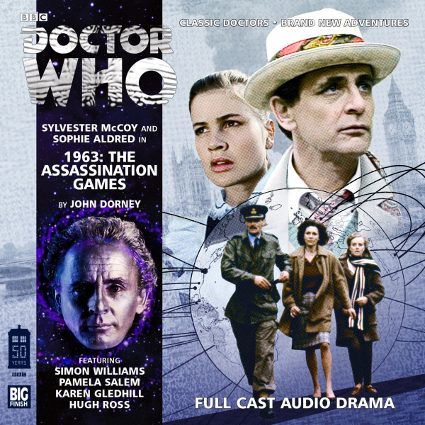 Doctor Who: 1963: The Assassination Games