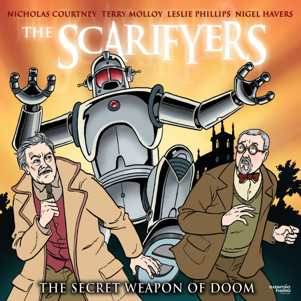 The Scarifyers: The Secret Weapon of Doom
