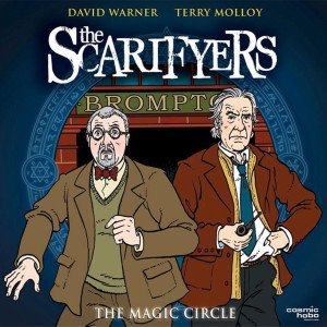 The Scarifyers: The Magic Circle