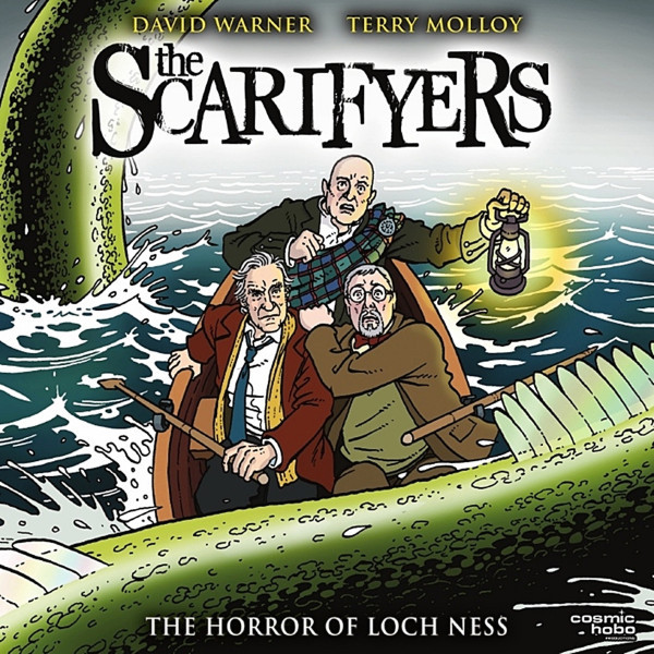 The Scarifyers: The Horror of Loch Ness
