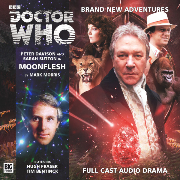Doctor Who: Moonflesh