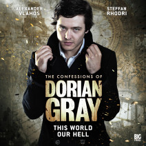 The Confessions of Dorian Gray: This World Our Hell (Gay Times promo)