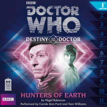 Doctor Who - Destiny of the Doctor: Hunters of Earth