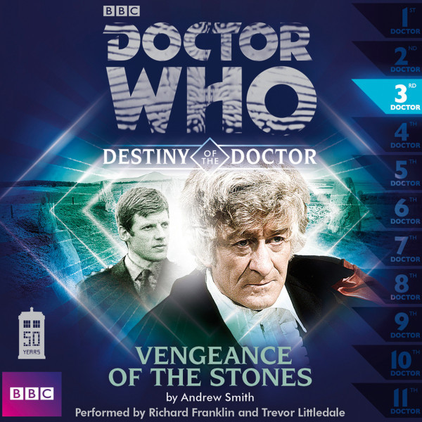 Doctor Who - Destiny of the Doctor: Vengeance of the Stones