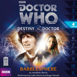 Doctor Who - Destiny of the Doctor: Babblesphere