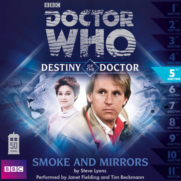 Doctor Who - Destiny of the Doctor: Smoke and Mirrors