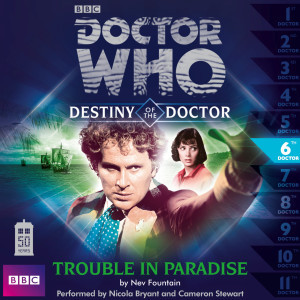 Doctor Who - Destiny of the Doctor: Trouble in Paradise