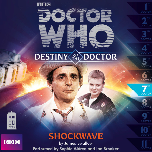 Doctor Who - Destiny of the Doctor: Shockwave