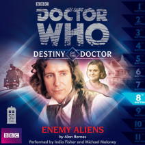 Doctor Who - Destiny of the Doctor: Enemy Aliens