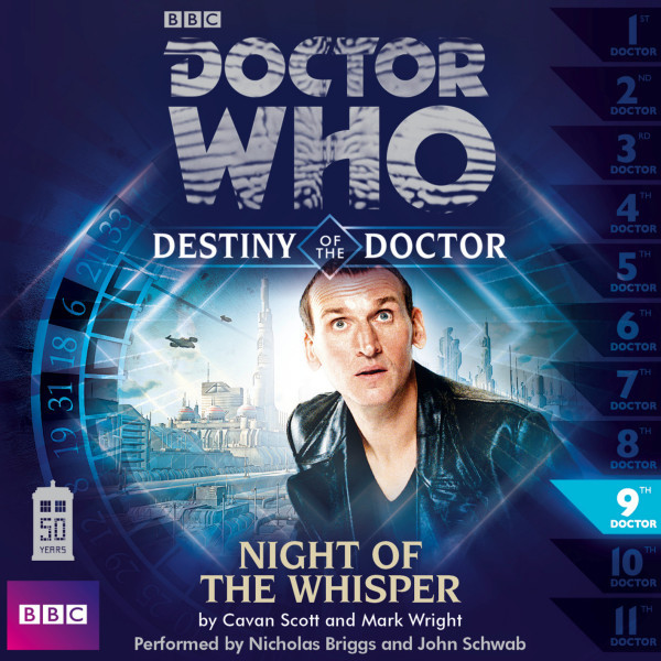Doctor Who - Destiny of the Doctor: Night of the Whisper