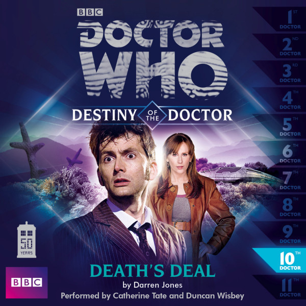 Doctor Who - Destiny of the Doctor: Death's Deal