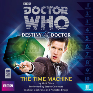 Doctor Who - Destiny of the Doctor: The Time Machine