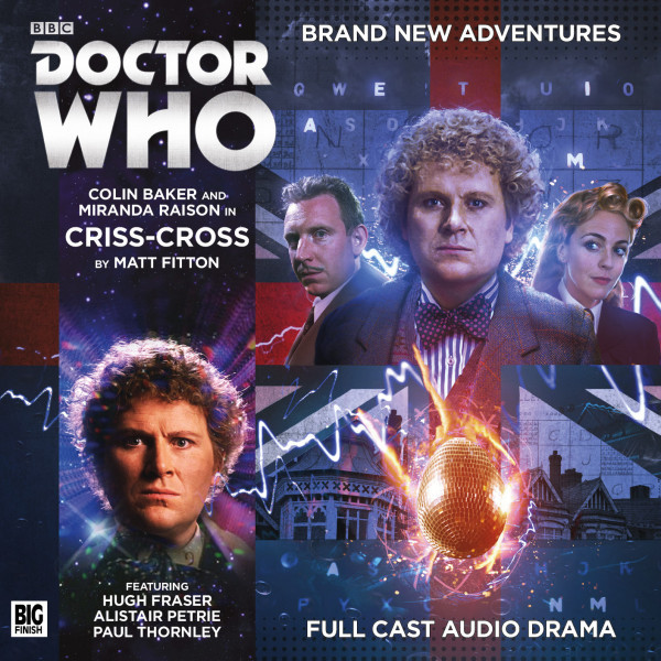Doctor Who: Criss-Cross