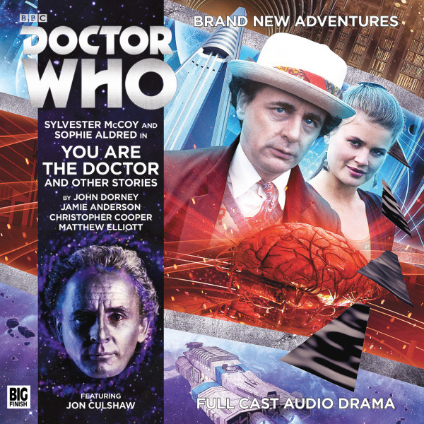 Doctor Who: You Are the Doctor and Other Stories