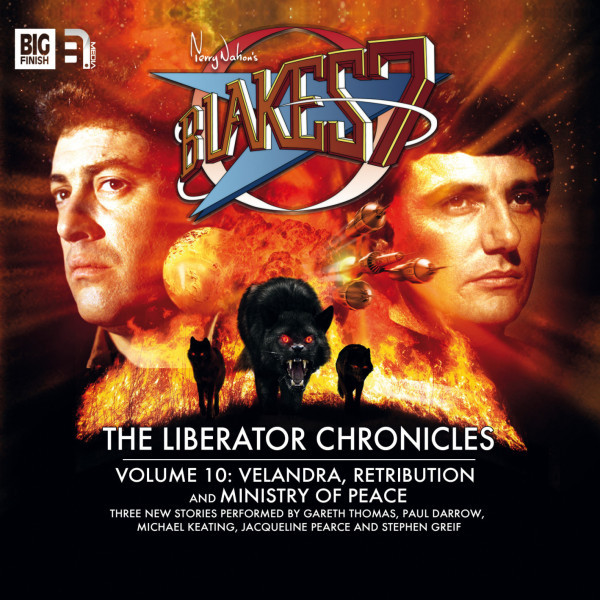 Blake's 7: The Liberator Chronicles Volume 10