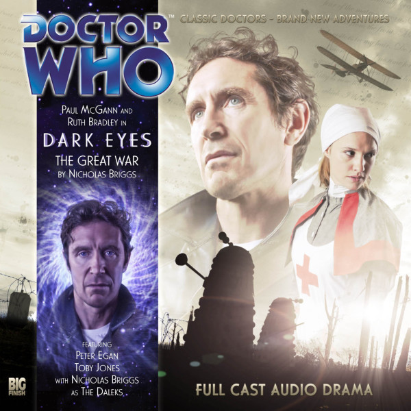 Doctor Who: Dark Eyes 1.1 The Great War (DWM promo)