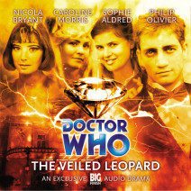 Doctor Who: The Veiled Leopard