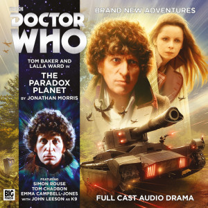 Doctor Who: The Paradox Planet
