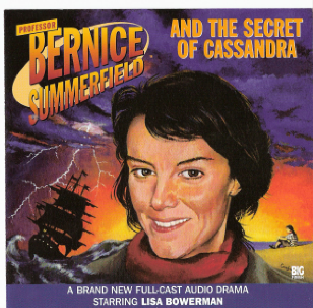 The 0riginal cover for The Secret of Cassandra