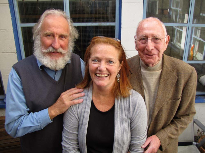 Jago, Litefoot and Leela!