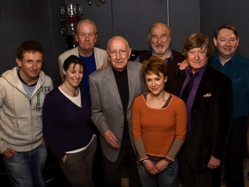 The cast of Litefoot and Sanders