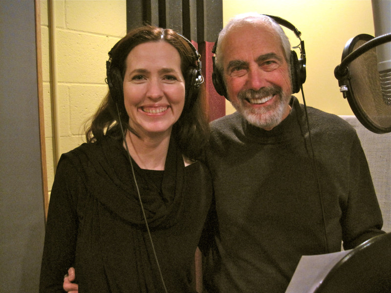 Ursula Burton as the Narrator and Jerry Lacy as Lamar Trask