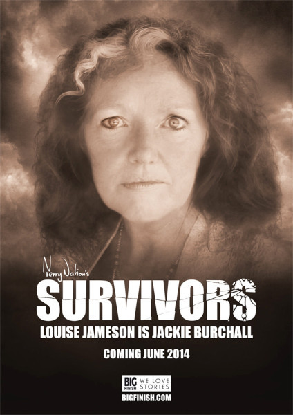 Louise Jameson is Jackie Burchall