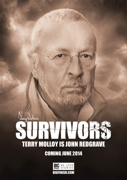 Terry Molloy is John Redgrave